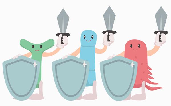ochrana imunitného systému